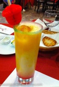 Le cocktail maison de Pedra Alta