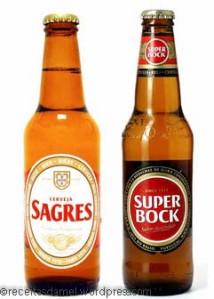 Les deux légendes : Sagres et Super Bock
