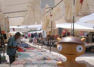 Le marché d'Azeitão